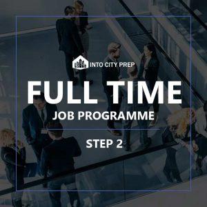 Full Time Job Programme